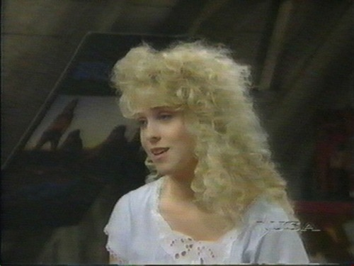 Wendy's great perm
