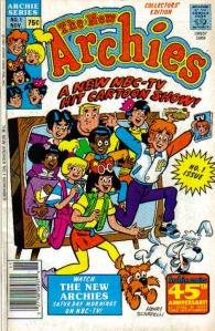 archie comic book 2