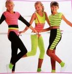 neon active wear