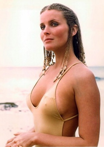 Bo Derek 80s in bathing suit