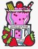 Strawberry shake mello smello