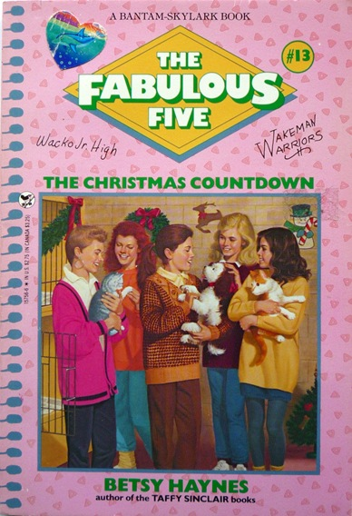 The Fabulous Five #13